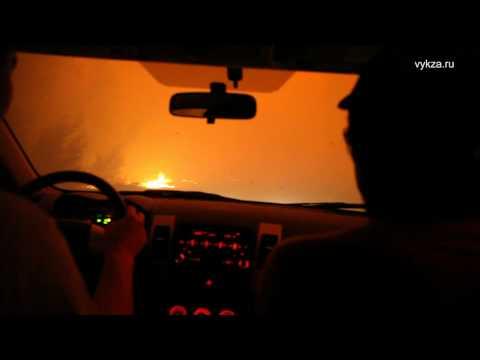 Russian hell car ride