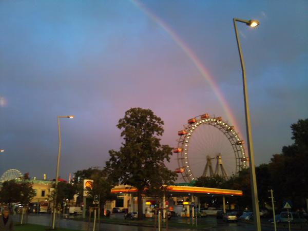 Tor ins Paradies – Wien