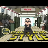 Gangnam Style knocked out Youtube 1 billion record