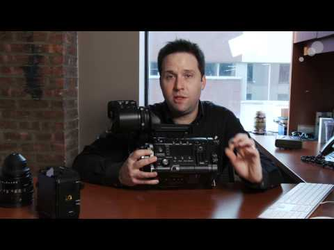 Review to the new Sony F55